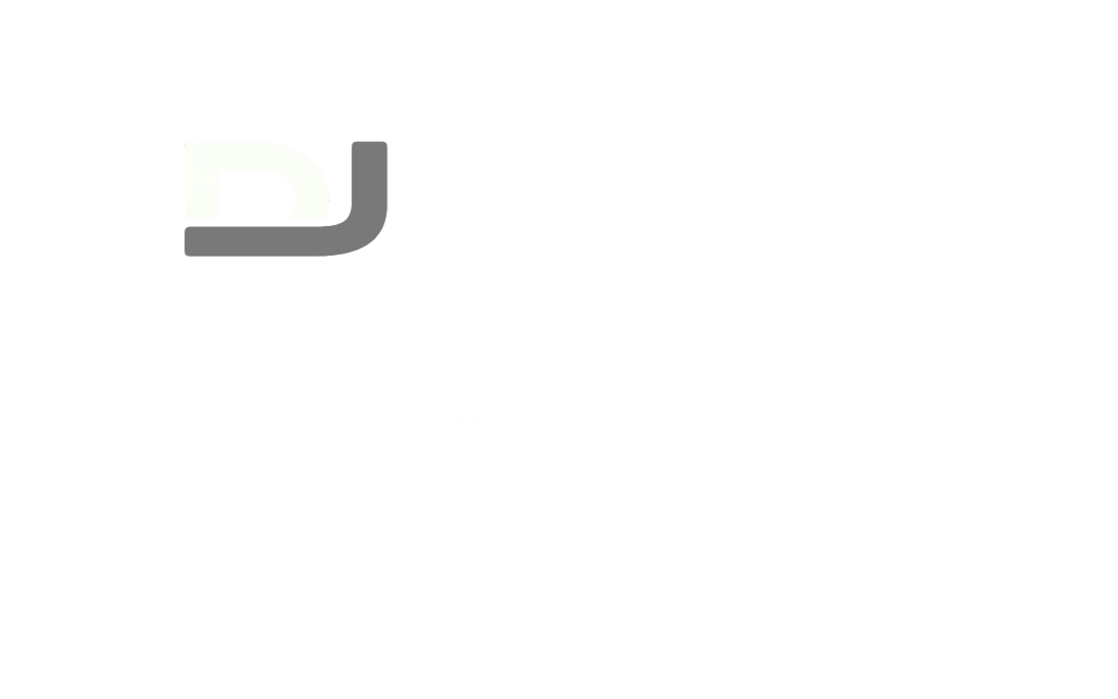 Dj ShoR-T Logo neu weiss grau